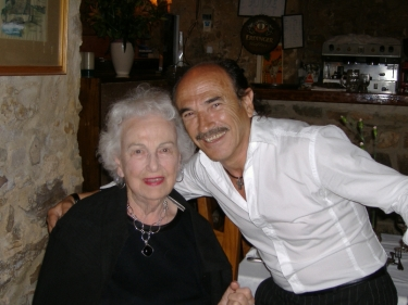 Nita Moore Celebrating her 86th Birthday in Portugal