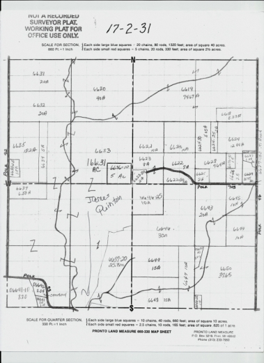 Current Owners of Neighboring Homestead Property