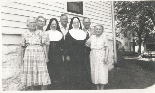 Moore family photos