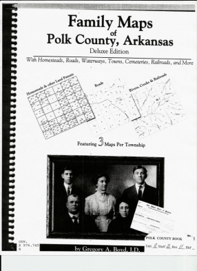Family Maps of Polk County